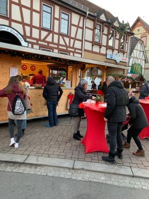 Weihnachtsmarkt Bruchköbel
